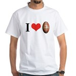 I *heart* pysanka White T-Shirt