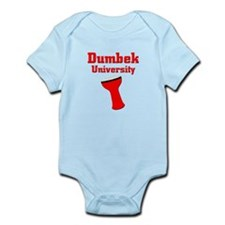 Dumbek University Infant Bodysuit