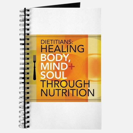 Healing Through Nutrition Journal
