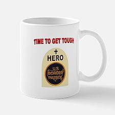 CLOSE THE BORDER Mug