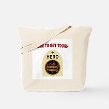 CLOSE THE BORDER Tote Bag