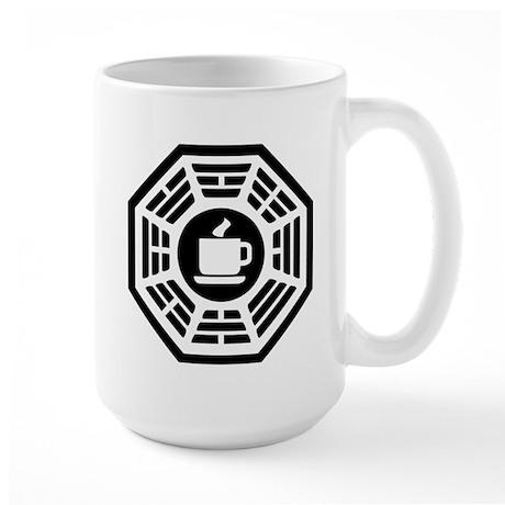 Dharma Coffee Large Mug