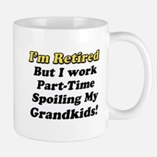 Im Retired Spiling Mugs