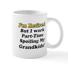 Im Retired Spiling Mugs