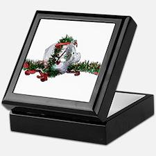 Holiday Savings Keepsake Box