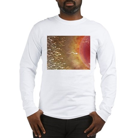 Conceptual Art Long Sleeve T-Shirt