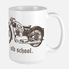 OLD SCHOOL TRIUMPH 500 Mug