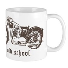 OLD SCHOOL TRIUMPH 500 Small Mug