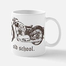 OLD SCHOOL TRIUMPH 500 Small Small Mug