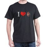 I *heart* Pysanka Dark T-Shirt