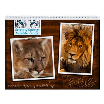 2013 Wildcat Wall Calendar