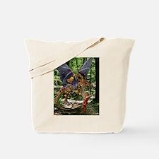 The Jabberwocky Tote Bag