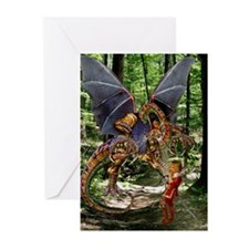 The Jabberwocky Greeting Cards (Pk of 20)