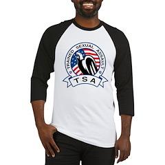 TSA Trained Sexual Assault Baseball Jersey