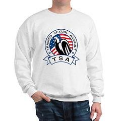 TSA Trained Sexual Assault Sweatshirt