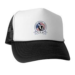 TSA Trained Sexual Assault Trucker Hat