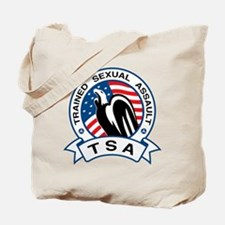 TSA Trained Sexual Assault Tote Bag