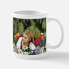 In The Garden Of Live Flowers Mug