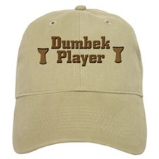 Dumbek Player Baseball Cap