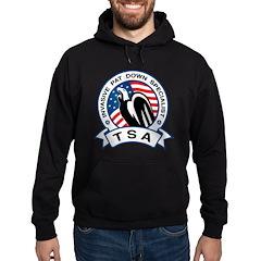 TSA Invasive Pat Down Specialist Hoodie (dark)