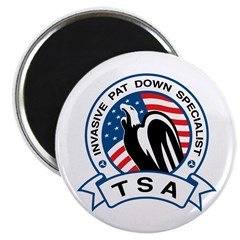TSA Invasive Pat Down Specialist 2.25