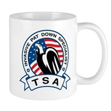 TSA Invasive Pat Down Specialist Mug