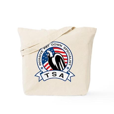TSA Invasive Pat Down Specialist Tote Bag