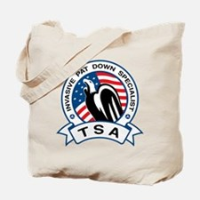 TSA Invasive Pat Down Specialist Tote Bag