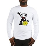 Felix the cat Long Sleeve T-shirts