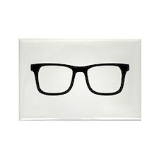 Glasses Rectangle Magnet (100 pack)