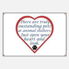 Open Your Heart Banner