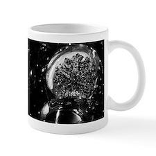 Crystal Snow Globe Mug
