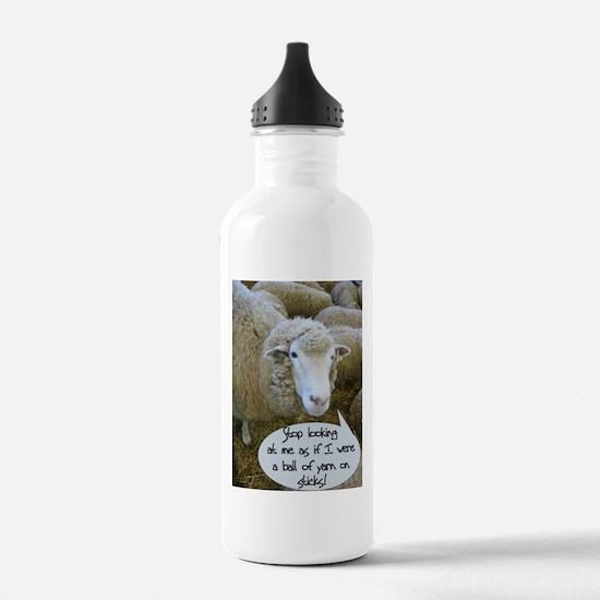 Cool Crochet Water Bottle