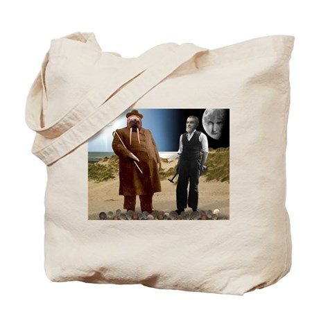 The Walrus & The Carpenter Tote Bag