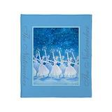 Ballet blanket Blankets
