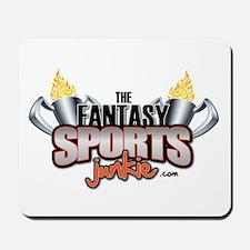Fantasy Sports Junkie Mousepad