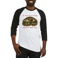 Crocodile Plaza Baseball Jersey