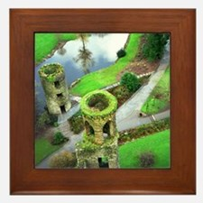 Blarney Castle - Ireland Framed Tile