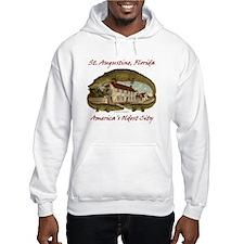 Crocodile House Hoodie