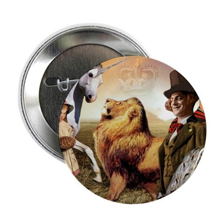 "The Lion & The Unicorn 2.25"" Button (10 pack)"