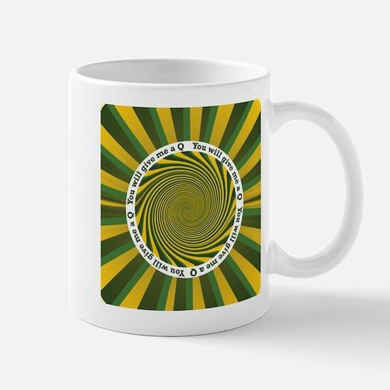 Q Hypnosis Mug