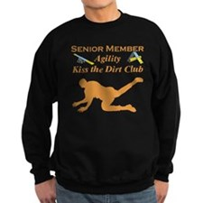 Kiss The Dirt Club Sweatshirt