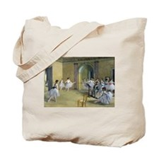 Unique Degas Tote Bag