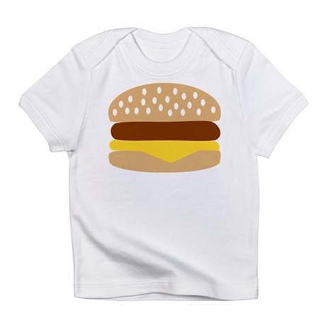 Hamburger Infant T-Shirt