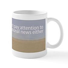 Cute International news Mug