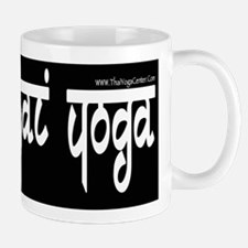 Thai Yoga Style4 White Mug