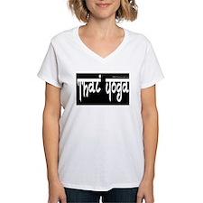 Thai Yoga Style4 White Shirt