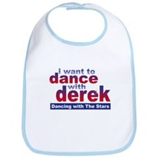 I Want to Dance with Derek Bib