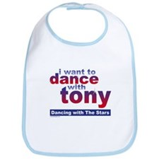 I Want to Dance with Tony Bib