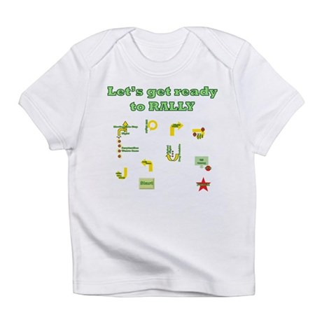 Get Ready Rally Infant T-Shirt